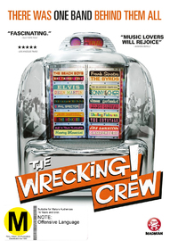 The Wrecking Crew on DVD