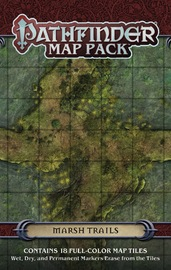 Pathfinder RPG: Marsh Trails Map Pack