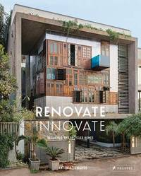 Renovate Innovate by Antonia Edwards