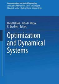 Optimization and Dynamical Systems by Uwe Helmke