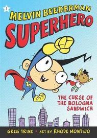 Melvin Beederman Superhero 1 by Greg Trine