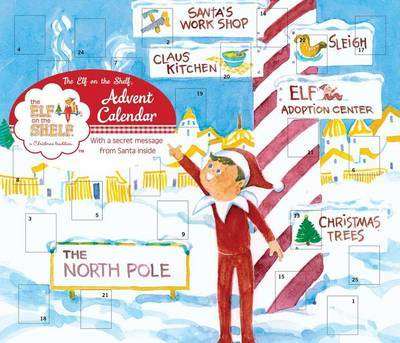 The Elf on the Shelf Advent Calendar by Universe Publishing