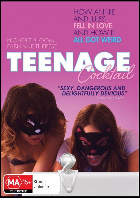 Teenage Cocktail on DVD