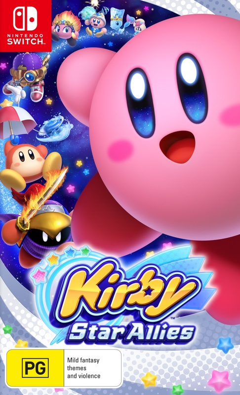 Kirby Star Allies for Switch