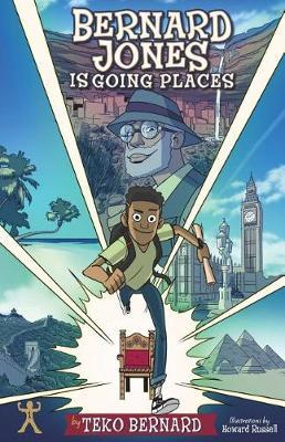 Bernard Jones Is Going Places by Teko Bernard image