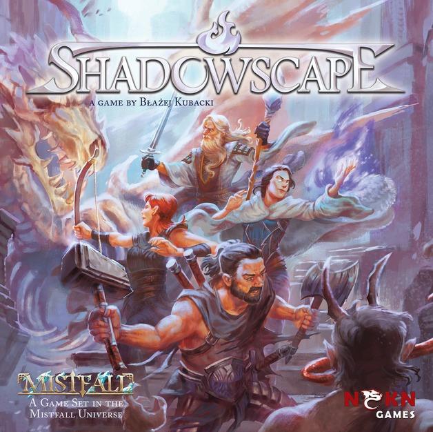 Shadowscape - A Mistfall Universe Game