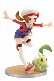 ARTFX J Lyra with Chikorita - PVC Figure