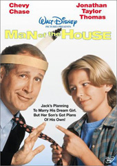 Man Of The House (1995) on DVD