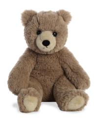 "Aurora: Little Humphrey Taupe - 11"" Teddy Bear"