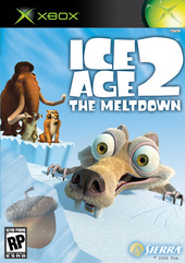 Ice Age 2: The Meltdown for Xbox