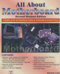 All About Motherboard by Manahar Lotia image