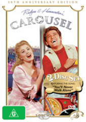 Carousel - 50th Anniversary Edition (2 Disc Set) on DVD