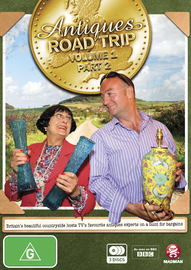 Antiques Roadtrip - Volume 1 Part 2 (3 Disc Set) on DVD