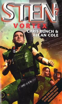 The Vortex by Chris Bunch