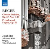 Reger: Organ Works, Vol 14 by Josef Still
