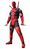 Marvel Deadpool Deluxe Costume (Standard Size)