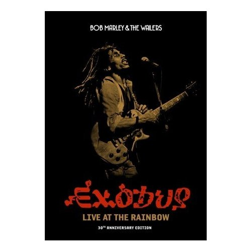 Bob Marley And The Wailers - Exodus: Live At The Rainbow - 30th Anniversary Edition on DVD image