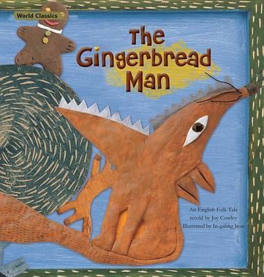 Gingerbread Man by Joy Cowley