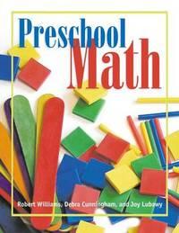 Preschool Math by Robert Williams