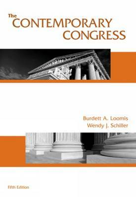 The Contemporary Congress by Burdett A Loomis
