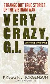 Very Crazy, G.I by Kregg P. Jorgenson image
