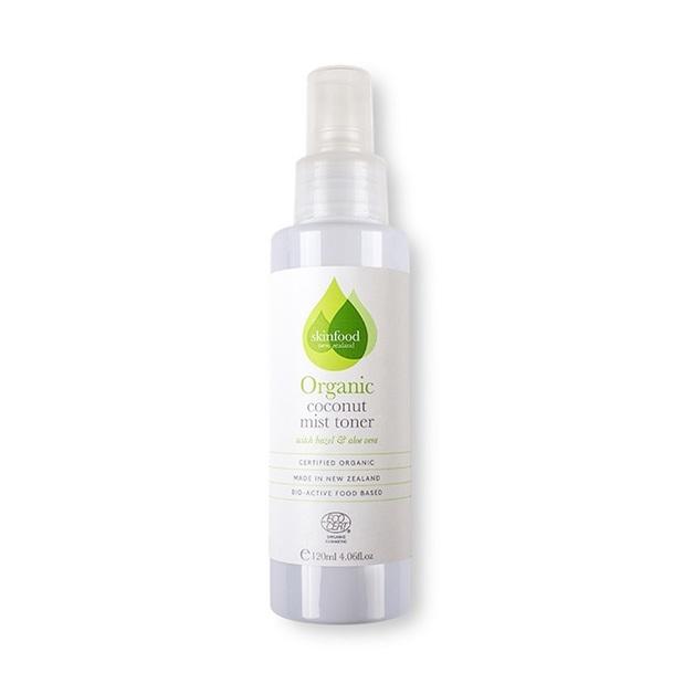 Skinfood: Organic Coconut Mist Toner (120ml)