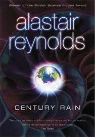 Century Rain by Alastair Reynolds image