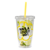 Mr Men Little Miss Sunshine Tumbler