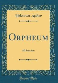 Orpheum by Unknown Author image