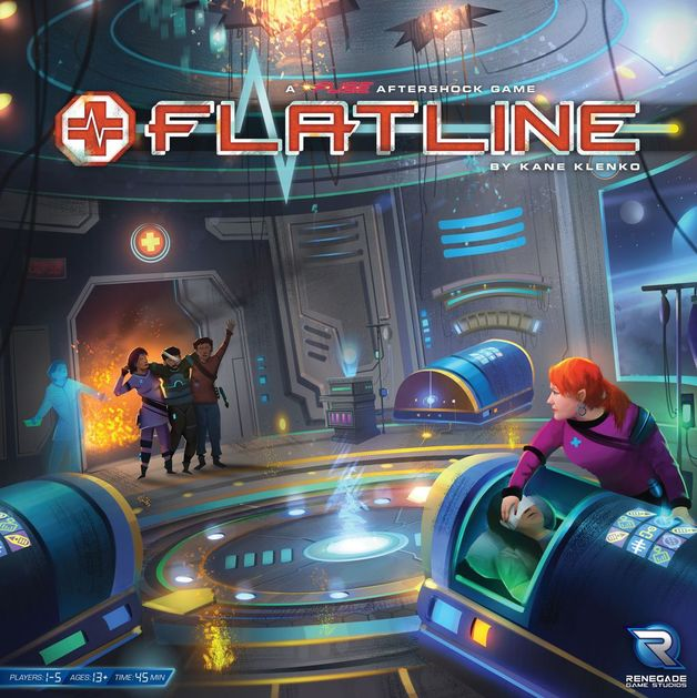 Flatline - The Cooperative Dice Game