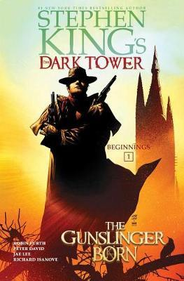 The Gunslinger Born by Stephen King