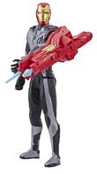 """Avengers Endgame: Power FX Iron Man - 12"""" Titan Hero Figure"""