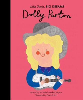 Dolly Parton by Daria Solak