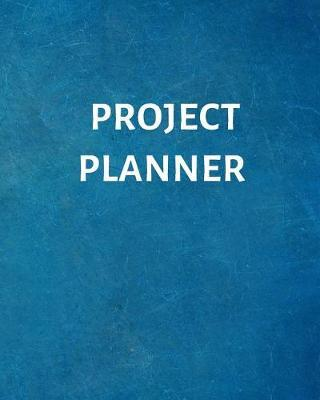 Project Planner Notebook by Daily Project Notebooks