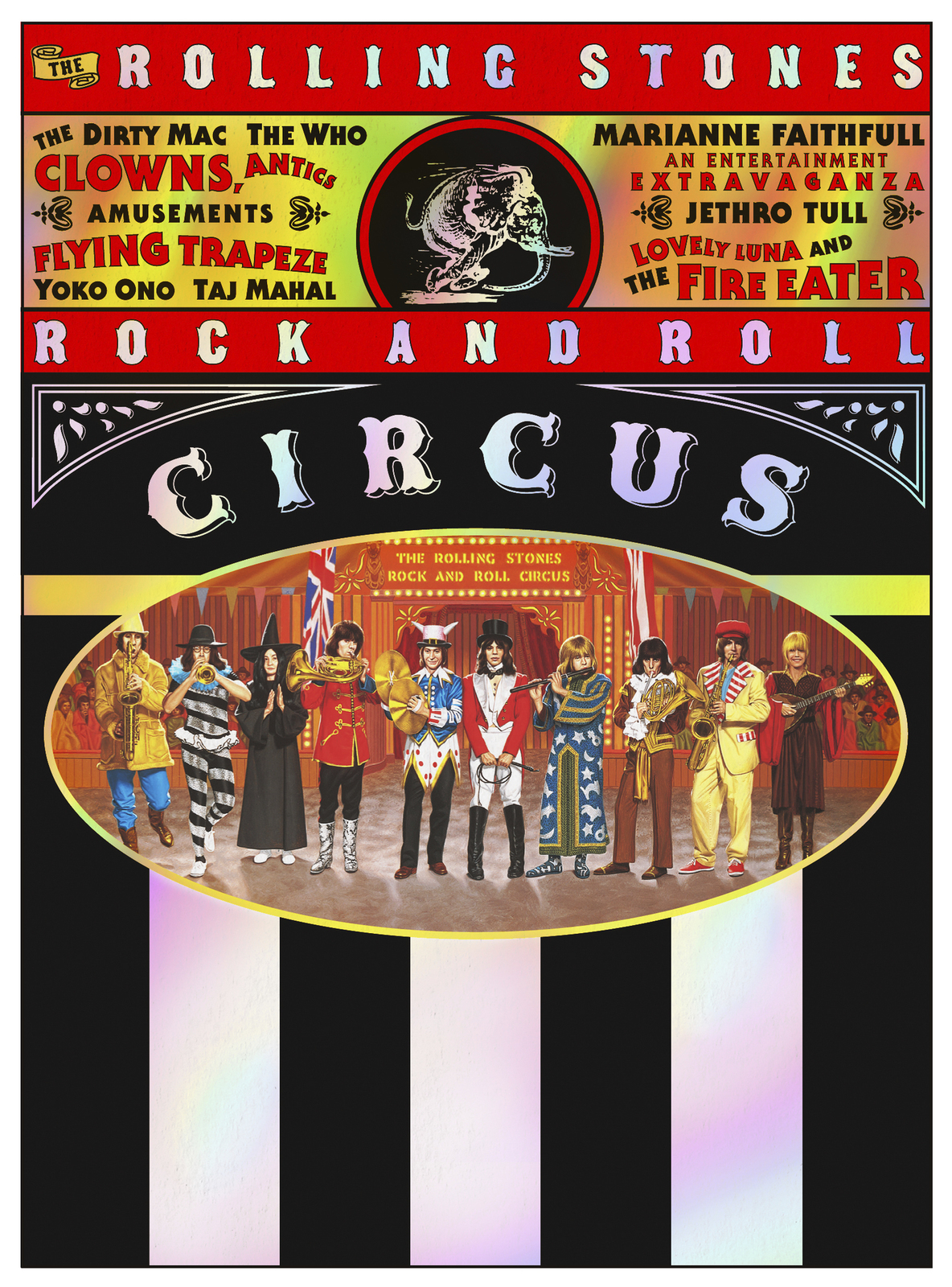 The Rolling Stones: Rock And Roll Circus by The Rolling Stones image