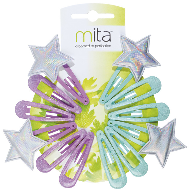 Mita: Shooting Star Clips 12 Pack