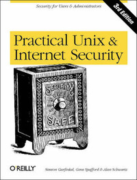 Practical UNIX and Internet Security by Simson Garfinkel