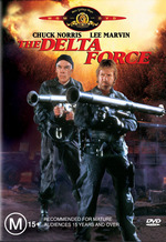 The Delta Force on DVD