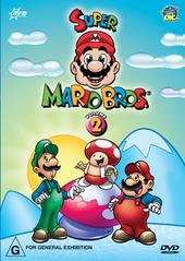 Super Mario Bros III - Volume 2 on DVD