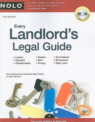 Every Landlord's Legal Guide by Attorney Janet Portman image