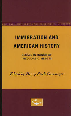 Immigration and American History