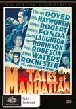 Tales of Manhattan DVD