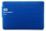 2TB WD My Passport Ultra USB 3.0 External Hard Drive (Blue)