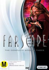Farscape - The Complete Third Season on DVD