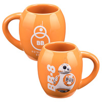 Star Wars: BB-8 - Oval Ceramic Mug