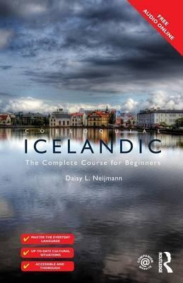 Colloquial Icelandic by Daisy L. Neijmann image