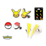 Pokemon Pikachu Earring Set
