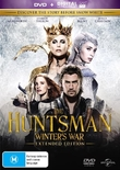 The Huntsman: Winter's War on DVD