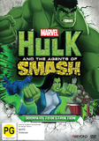 Hulk And The Agents Of S.M.A.S.H: Doorway to Destruction DVD
