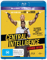 Central Intelligence on Blu-ray